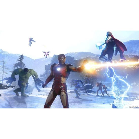 Marvels Avengers - Used Like New -  PlayStation 4