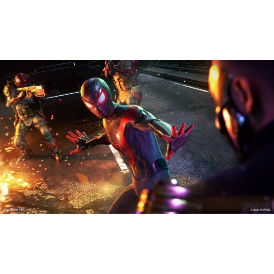 Marvels Spider-Man: Miles Morales - PlayStation 4