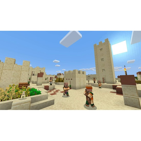 Minecraft: Bedrock Edition - Middle East Edition - PlayStation 4