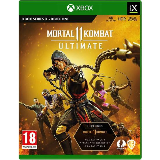 Mortal Kombat 11 Ultimate - Xbox Series