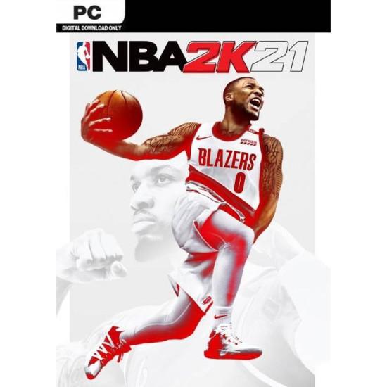 NBA 2K21 - Global - PC Steam Digital Code