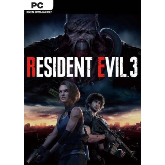 Resident Evil 3 - Global Region - PC Steam Digital Code