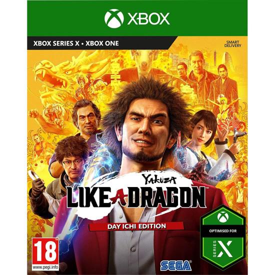 Yakuza: Like a Dragon Day Ichi Edition - Xbox One