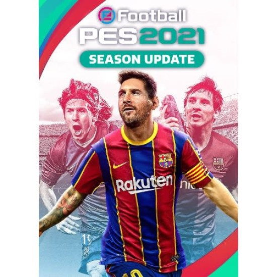 eFootball PES 2021 - English - PC Steam Digital Code