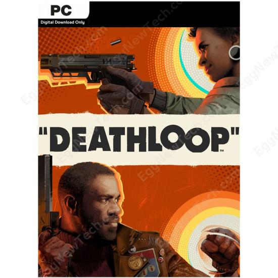 Deathloop - Global - English - PC Steam Digital Code