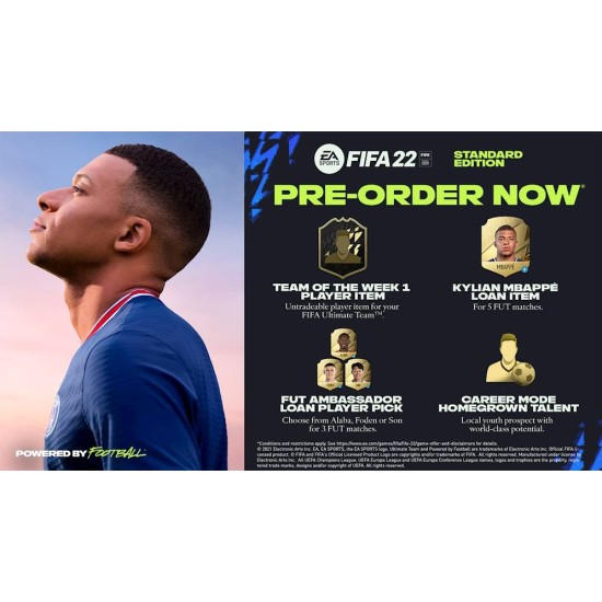 FIFA 22 - Middle East Arabic Commentary Edition - PlayStation 5