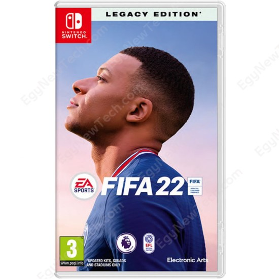 FIFA 22 - Middle East Arabic Commentary Edition - Switch