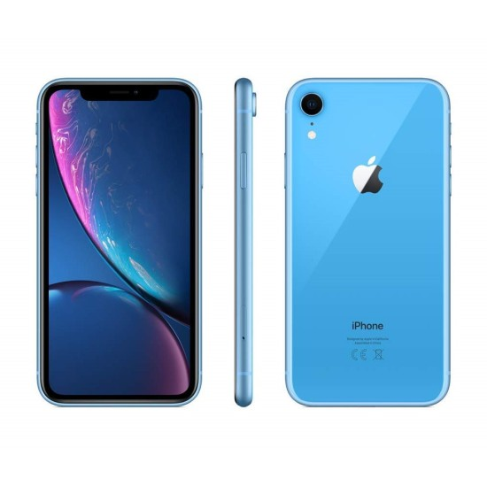 Apple Iphone XR With Face Time - 4G LTE,Blue