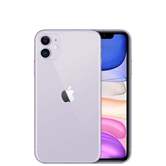 iPhone 11 With FaceTime Purple 128GB 4G LTE