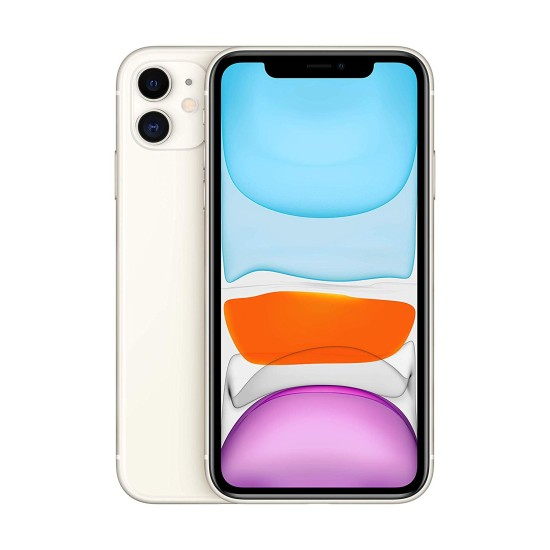 iPhone 11 With FaceTime White 128GB 4G LTE