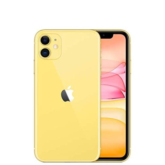 iPhone 11 With FaceTime Yellow 128GB 4G LTE