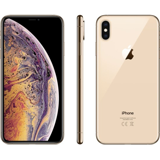 Apple iPhone Xs Max With FaceTime - 256GB - 4G LTE - Gold