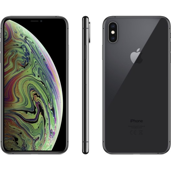 Apple iPhone Xs Max With FaceTime - 256GB - 4G LTE - Space Gray