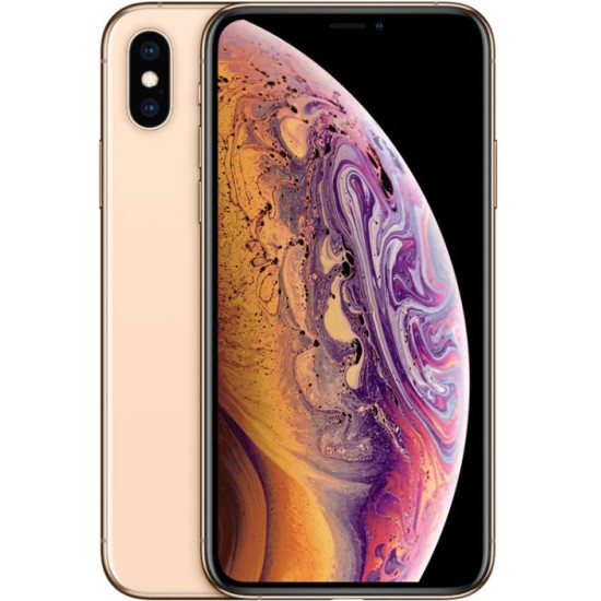 Apple iPhone Xs Max With FaceTime - 4G LTE - Gold