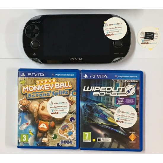 Sony PS Vita bundle | Used Like New