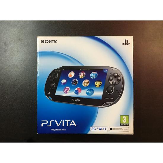 Sony PS Vita (Wi-Fi + 3G) | Used Like New