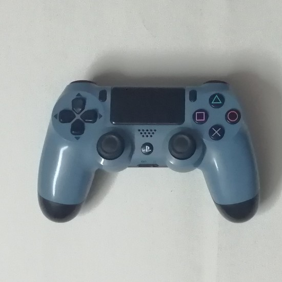 Sony DualShock 4 Wireless Controller - Gray Blue - Uncharted 4 Edition - Used Like New