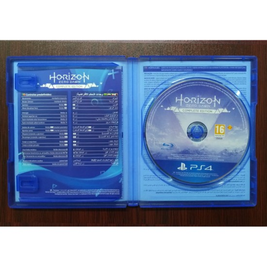 Horizon Zero Dawn: Complete Edition - Arabic Version - Used Like new | PS4