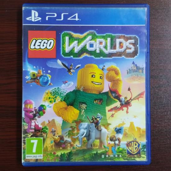 LEGO Worlds - Used Like New - PlayStation 4