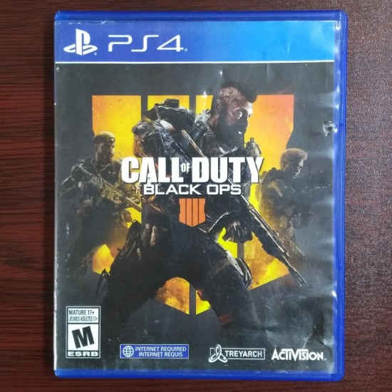 Call of Duty: Black Ops 4 - Used Like New - PS4