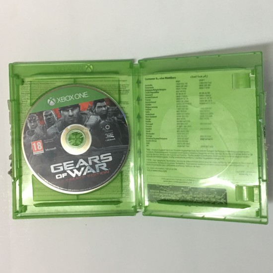 Gear Of War - Ultimate Edition - USED LIKE NEW   XB1