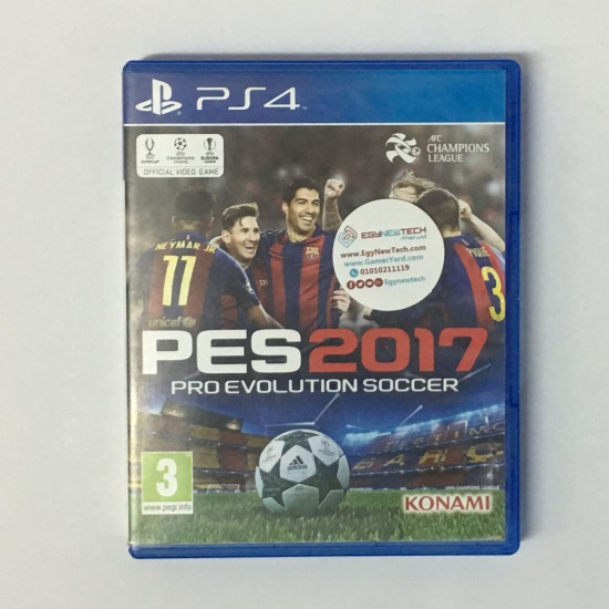 PES 2017 - USED LIKE NEW | PS4
