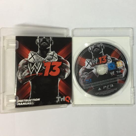 WWE 13 - Used Like New | PS3