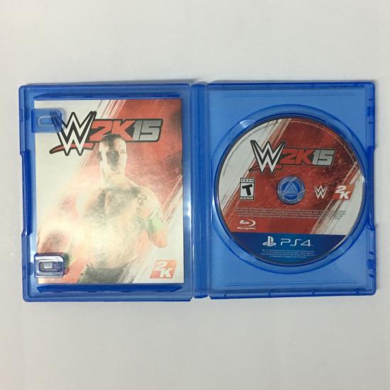 WWE 2K15 - USED LIKE NEW | PS4