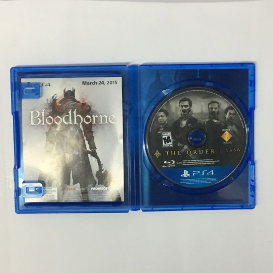 The Order 1886 - Used Like New - PlayStation 4
