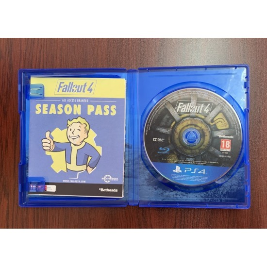 Fallout 4 - Used Like New - PlayStation 4