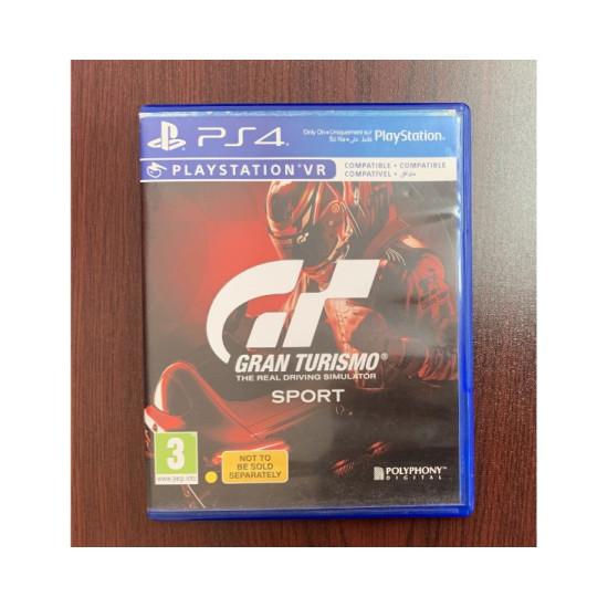 Gran Turismo - Used Like New - PS4