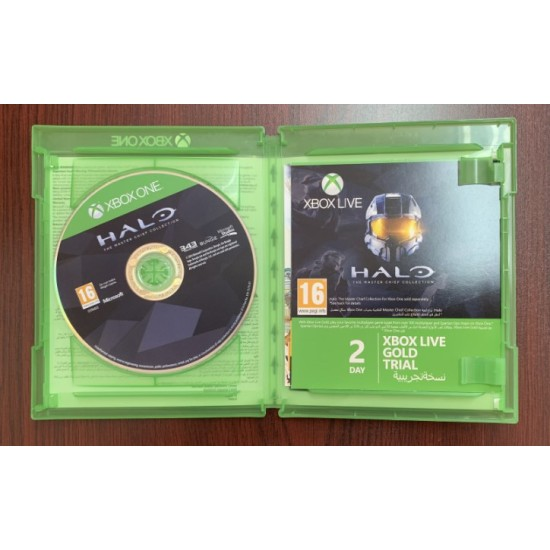 Halo: The Master Chief Collection - Used Like New - Xbox One