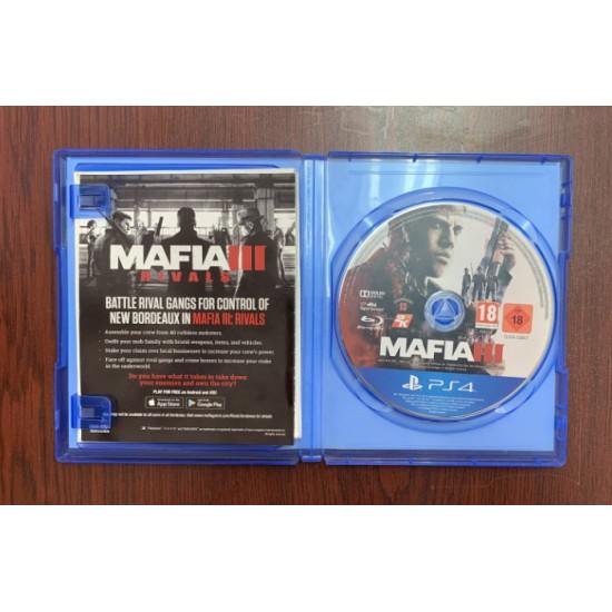 Mafia III - Used Like New - PlayStation 4