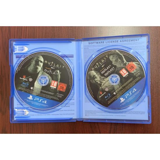 Outlast Trinity - Used Like New - PlayStation 4