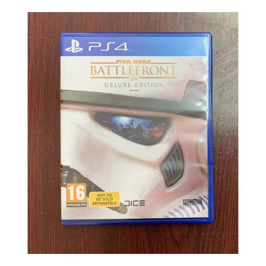 Star Wars: Battlefront - Deluxe Edition - Used Like New - PlayStation 4
