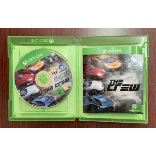 The Crew - Used Like New - Xbox One