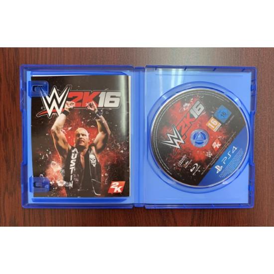 WWE 2K16 - Used Like New - PlayStation 4
