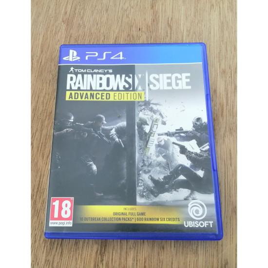 Tom Clancys Rainbow Six Siege Advanced Edition - New - Open Box - PlayStation 4