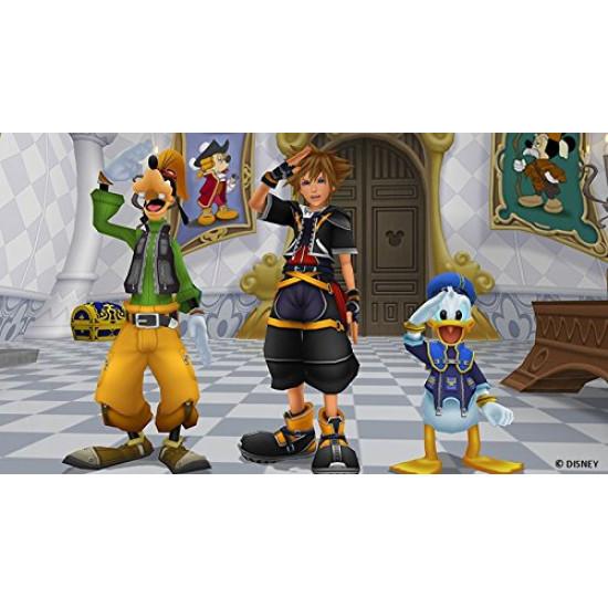 Kingdom Hearts HD 1.5 and 2.5 - Used Like New - PlayStation 4