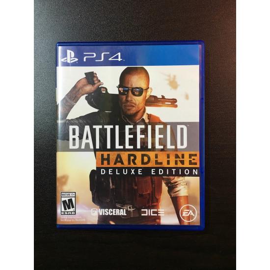Battlefield Hardline | PS4 | Used Like New