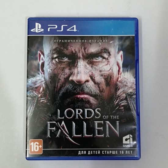 Lords Of The Fallen - Used Like New - PlayStation 4