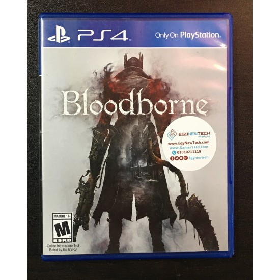 Bloodborne - Used Like New | PS4