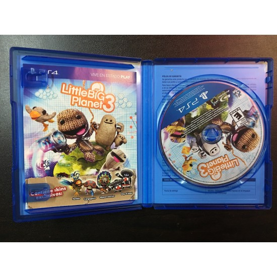 Little Big Planet 3 - Used Like New | PS4