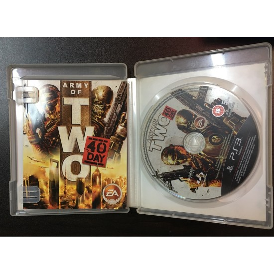 Army of Two: The 40th Day - Used Like New | PS3