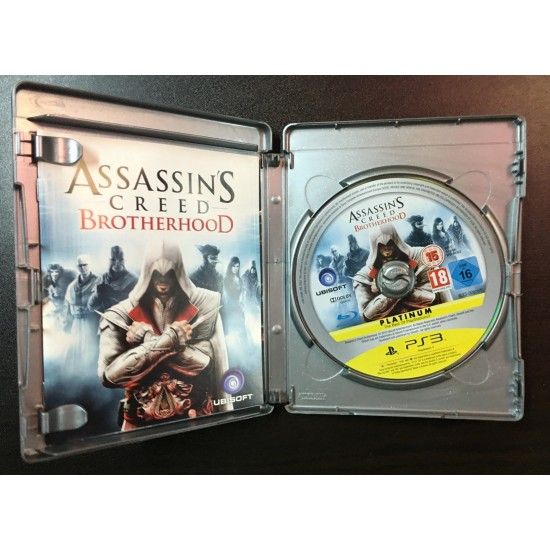 Assassins Creed: Brotherhood - Used Like New - PS3
