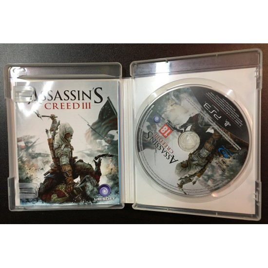 Assassins Creed III - Used Like New | PS3