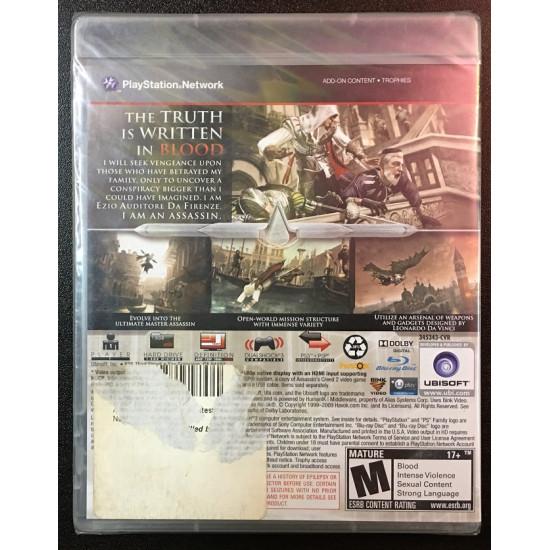 Assassins Creed II | PS3