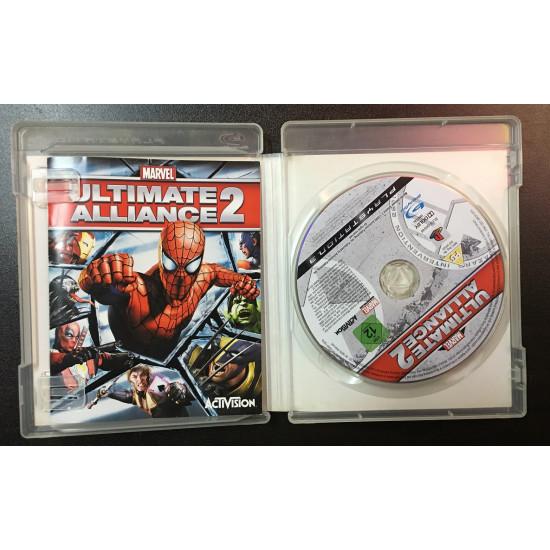 Marvel Ultimate Alliance 2 - Used Like New | PS3