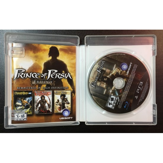 Prince of Persia Trilogy HD - Used Like New | PS3