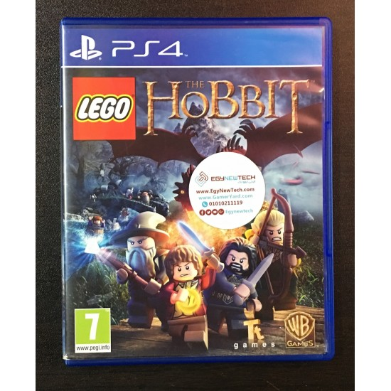 Lego The Hobbit - New Unsealed | PS4